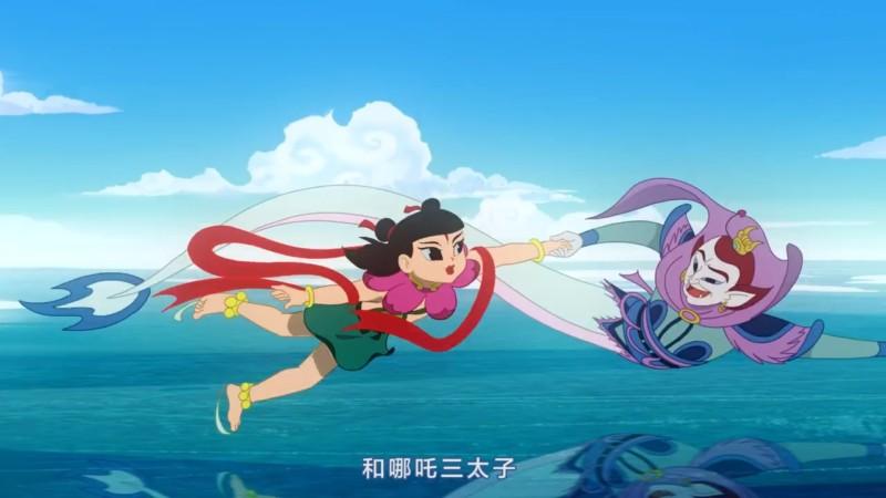 伝統的な中國アニメキャラクターによる北京冬季オリンピック応援アニメ | 中國アニメブログ ちゃにめ!