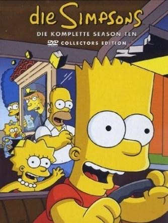 Simpsons Staffel 10