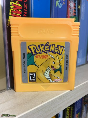 Pokemon Orange Version 6