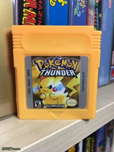 Pokemon Thunder Version 6