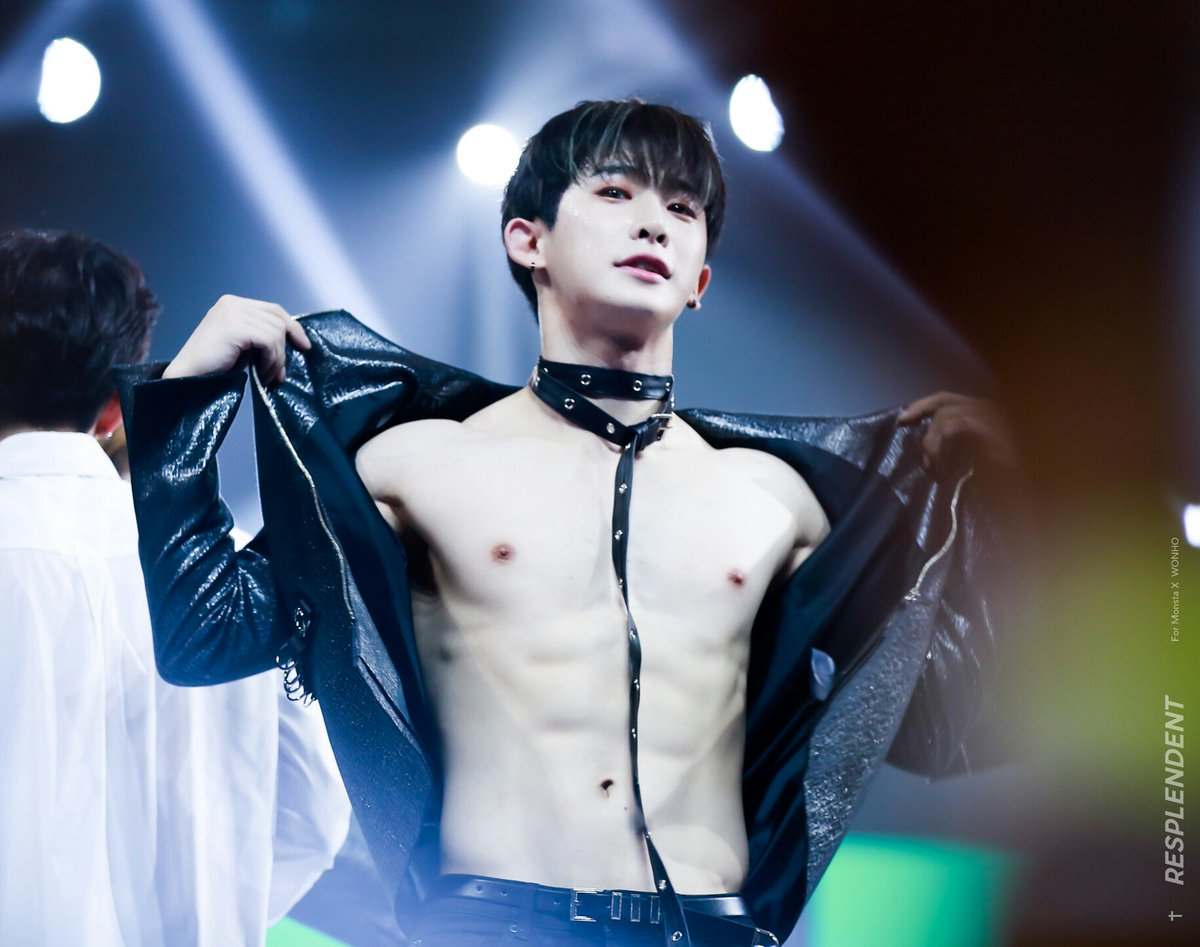 Who Has The Best Abs Among Monsta X Members? | Channel-K