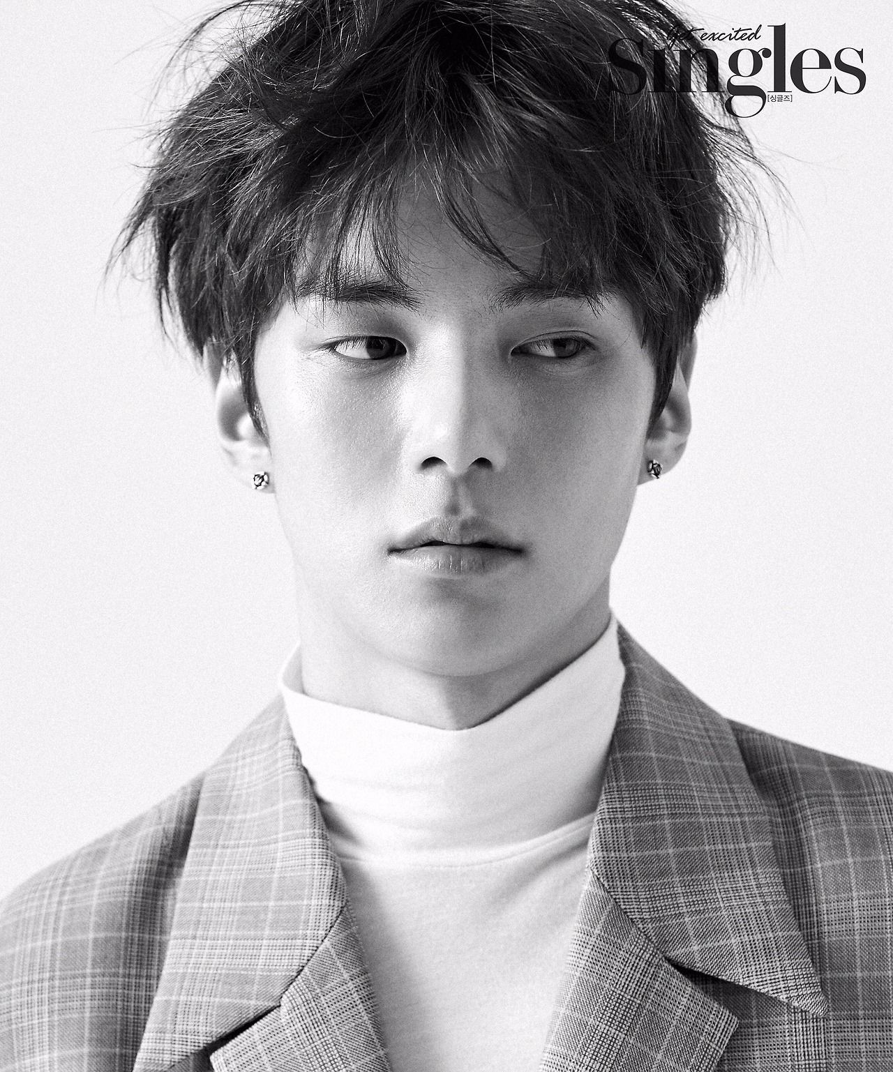 Learn More About MONSTA X's Stunning Visual, Lee Min-hyuk | Channel-K
