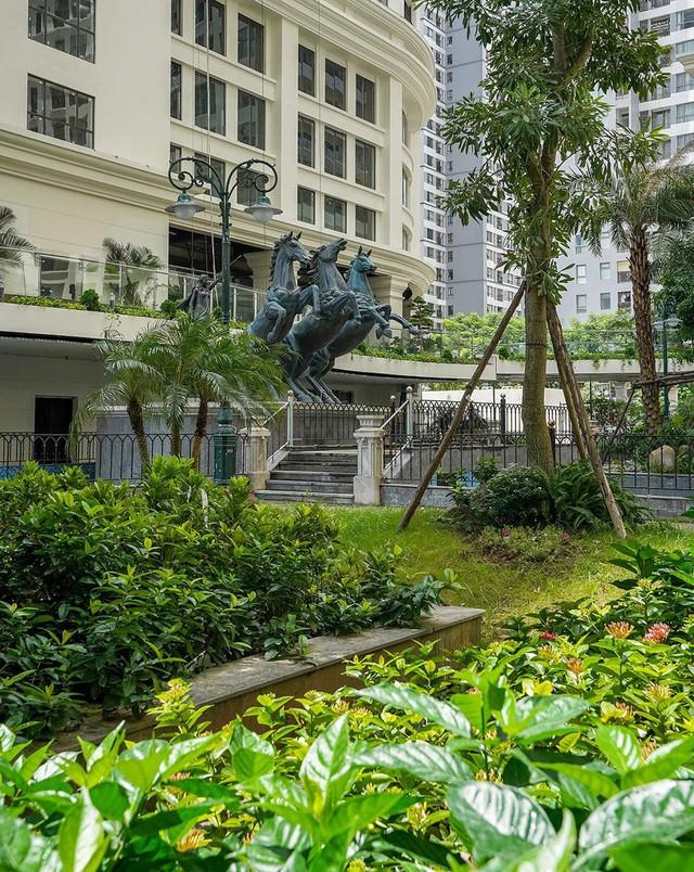 Tận hưởng cuộc sống xanh thông minh tiện nghi bậc nhất tại Sunshine Garden - Ảnh 1.