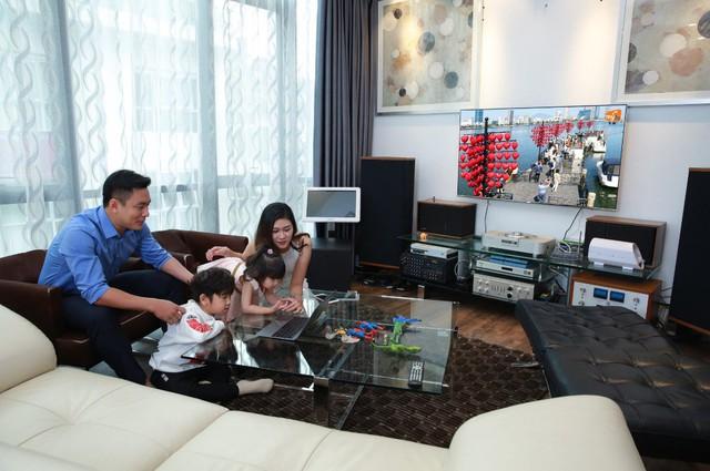 VNPT ra mắt gói cước HOME: Tốc độ Internet gấp đôi, hỗ trợ truyền hình 4K - Ảnh 4.