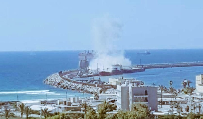 Ashod Port