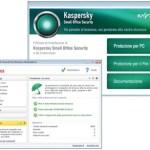 Kaspesky KSOS screenshot