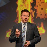 Jeremy Burton, president of EMC's Information Infrastructure group.