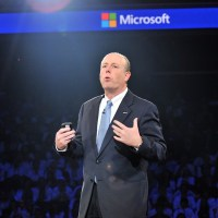 Microsoft COO Kevin Turner outlines the company's security strategy at WPC 14