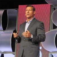 Ingram Micro North America president Paul Bay
