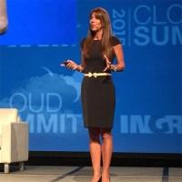 Renee Bergeron, vice president of worldwide cloud computing at Ingram Micro