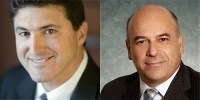 Cisco Bruce Klein (left) and David De Abreu (right)