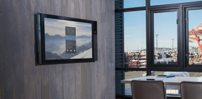 Surface Hub slider