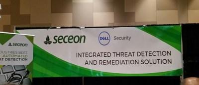 Dell event sign