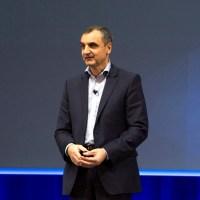 IBM channel chief Marc Dupaquier at PWLC