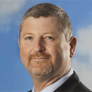 Jim McGeever, executive vice president of Oracle NetSuite