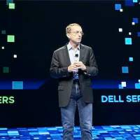 VMware CEO Pat Gelsinger at VMworld 2018