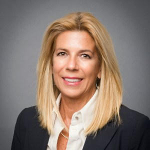 Renée Bergeron, senior vice president of global cloud at Ingram Micro
