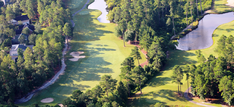Magnolia Greens Golf Course