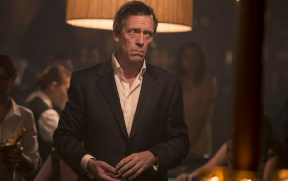 Richard Roper (Hugh Laurie) in The Night Manager