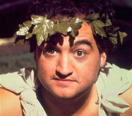 Channeling John Belushi, Part One