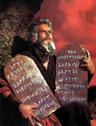 Channeling Moses, Part One