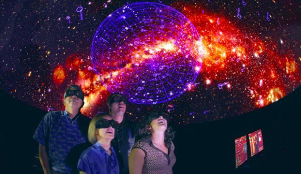 The Emotional Planetarium