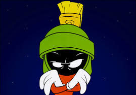 Hands Off, Marvin the Martian!