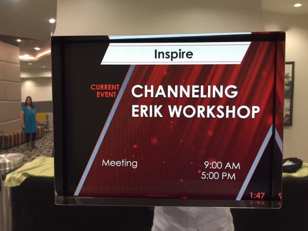 The Channeling Erik Weekend