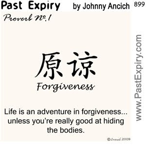 Forgiveness, Part One