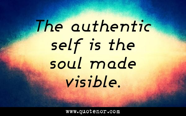 Being Authentic, Part Two