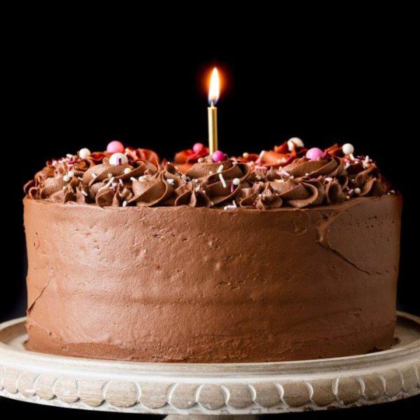 Erik Stole My Cake!