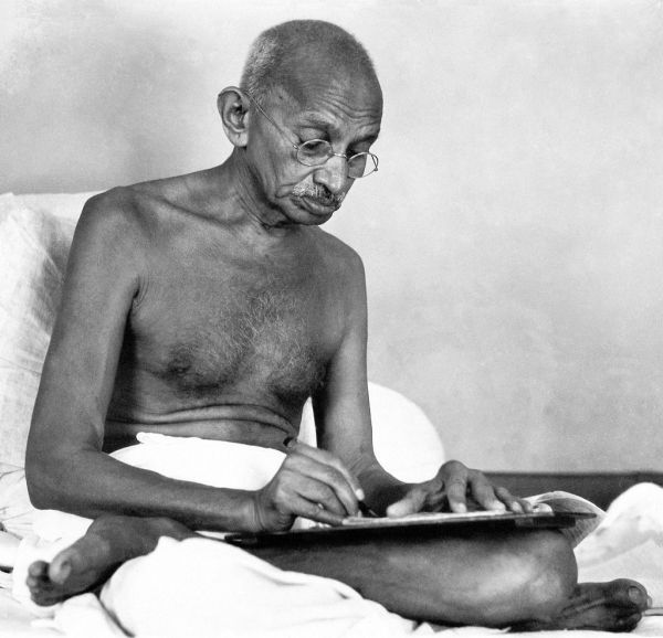 The Afterlife Interview with Mahatma Gandhi