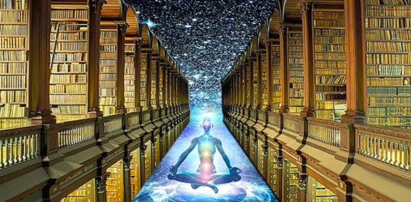 Kim Voigt Takes us to the Akashic Records