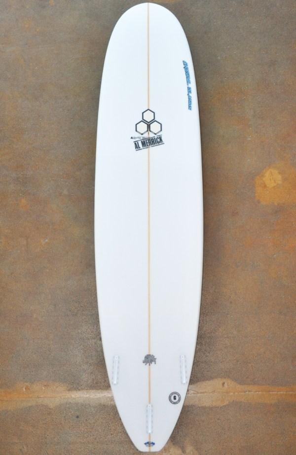 7'8 Waterhog -s2 Channel Islands Surfboards