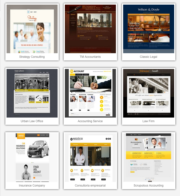 Image: Business Templates