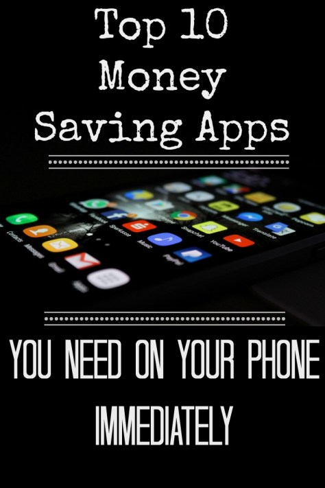Top 10 Money Saving Apps You Need On Your Phone Immediately