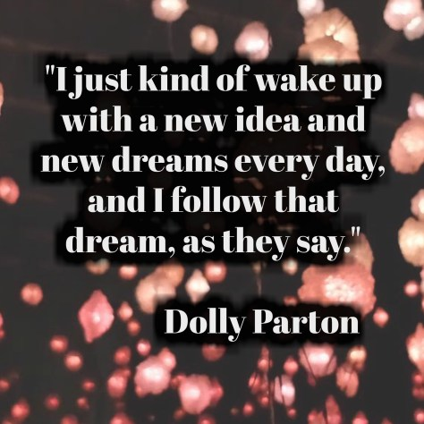 Monday Dose of Dolly, Dolly Quotes