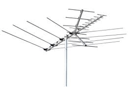 Channel Master 3016 CM-3016 UHF Low VHF, High VHF, Channel