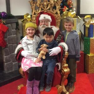 Keeping Santa in Christmas for LIttles