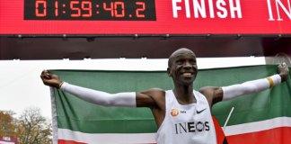 kenya athlete - NNN