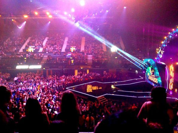 nnnnLondon with Natty and Teen Awards 178