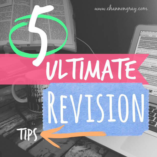 5 Ultimate Revision Tips for University, College and School!