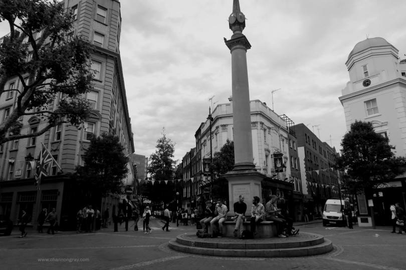 Seven Dials and Covent Garden