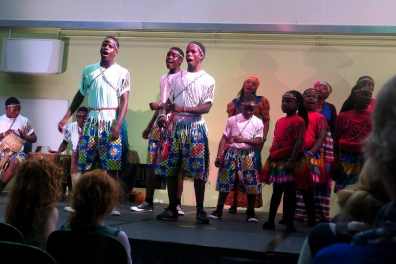 Pearl Of Africa Children's Choir - Channon Gray