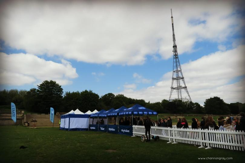 RSPCA Big Walkies and the SacconeJolys - London