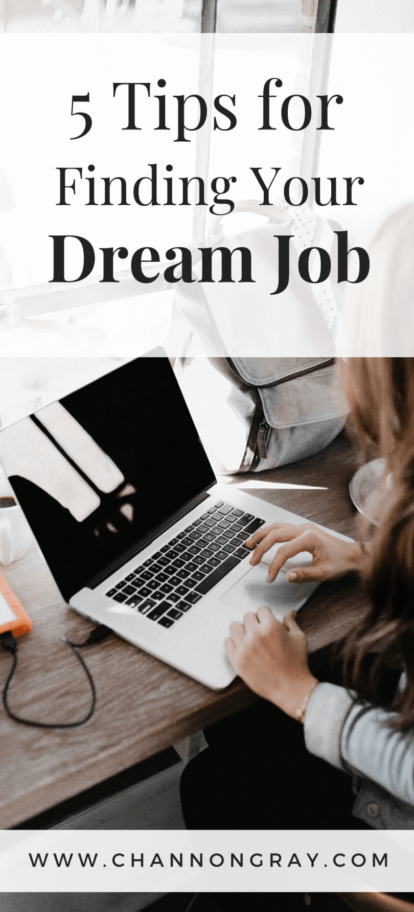 I have recently just landed my dream job in teaching and I am beyond excited to start in November. However, the road has not been smooth and over the past few years, I have explored many different career options before landing (happily) here. Here are some tips to help you locate your dream job, just like me! - www.channongray.com // heythereChannon #career #business #dreamjob