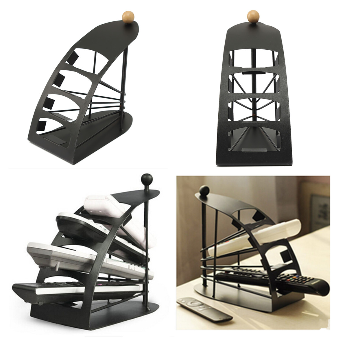 Chair Organizer Remote Control Caddy Organizer Tv Dvd Vcd Holder Stand