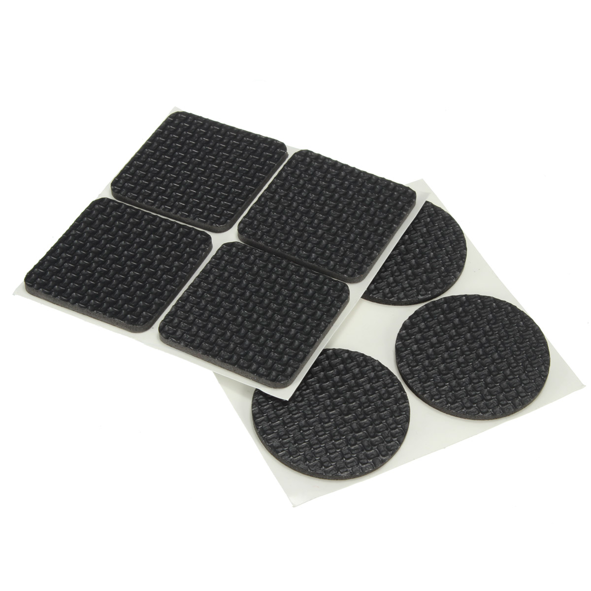 Chair Feet Pads 4pcs Adhesive Rubber Furniture Table Feet Floor Protector