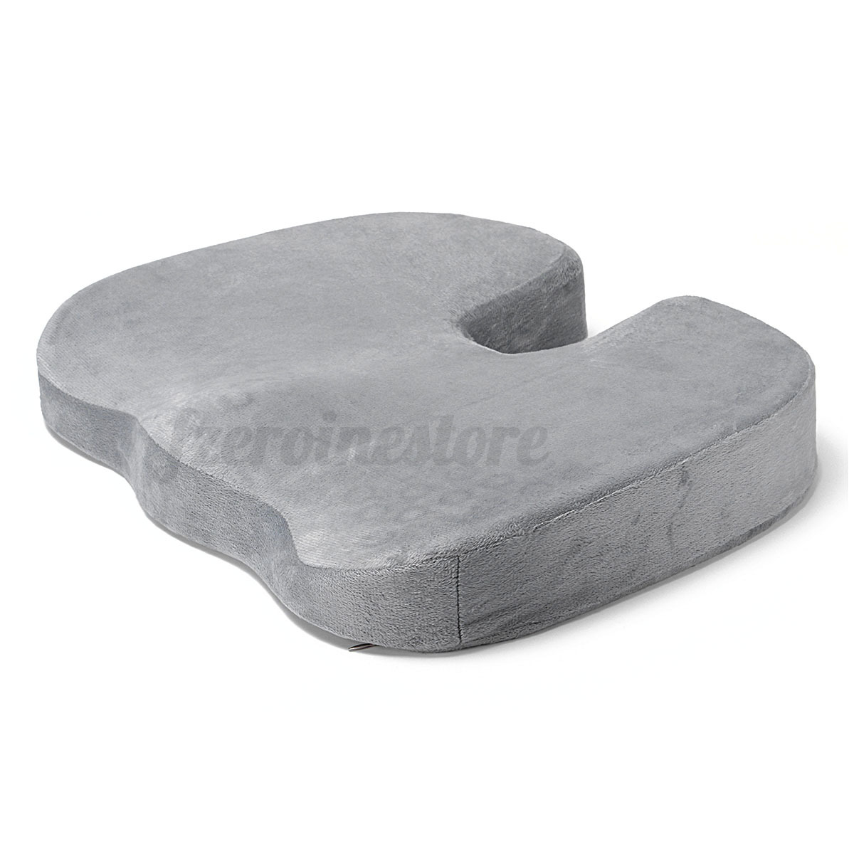 Gel Cushions For Chairs Coccyx Orthopedic Gel Enhanced Comfort Memory Foam Seat