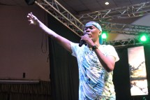 Geosteady Showed Muscle In Music